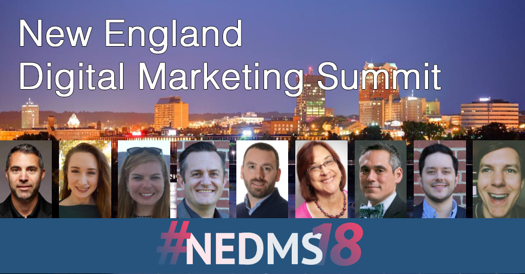 New England Digital Marketing Summit To Provide Unique, Local, Affordable Training For Marketers and Business Owners